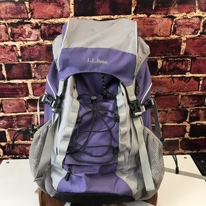 LL Bean Lumbar Waist Day Pack backpack - used once